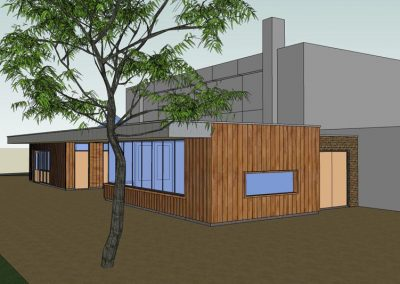 Architectenbureau Verbruggen | Schuilhut speeltuin De Roetsj |Sittard