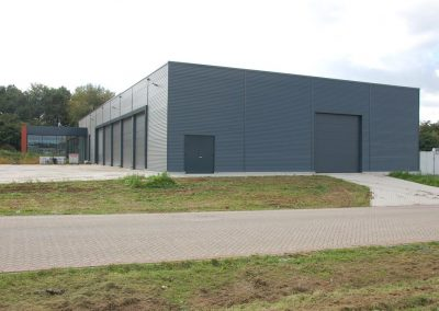 Architectenbureau Verbruggen | bedrijfspand Geonius Geleen