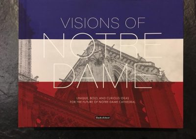 Architectenbureau Verbruggen | boekpresentatie Notre Dame
