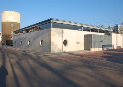 Architectenbureau Verbruggen | fietsenstalling ProRail Roermond