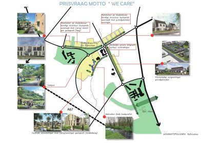 Architectenbureau Verbruggen | prijsvraag Who Cares Geleen Zuid