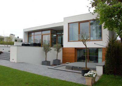 Architectenbureau Verbruggen | vernieuwbouw woonhuis Klimmen