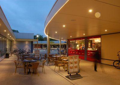 Architectenbureau Verbruggen | winkelcentrum Zuidhof Geleen
